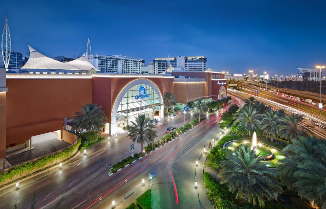 Außenansicht Pullman Dubai Creek City Centre