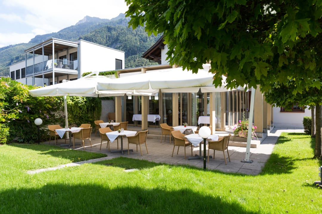 Außenansicht Hotel Schatzmann