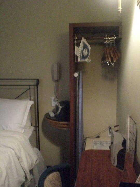 Zimmer Herald Square Hotel