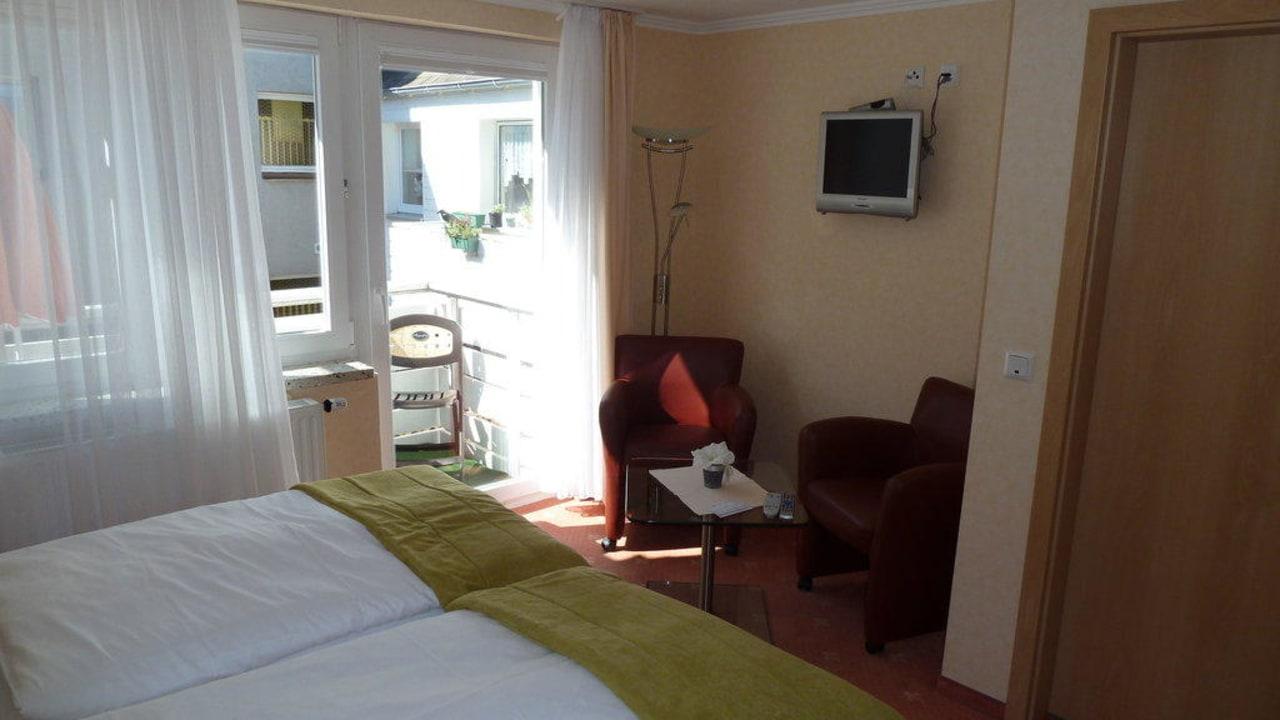 Doppelzimmer Hotel Aqua Marina