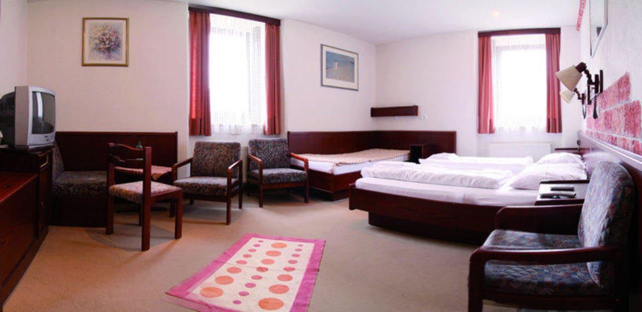 3 Bett Zimmer Hotel Gisela