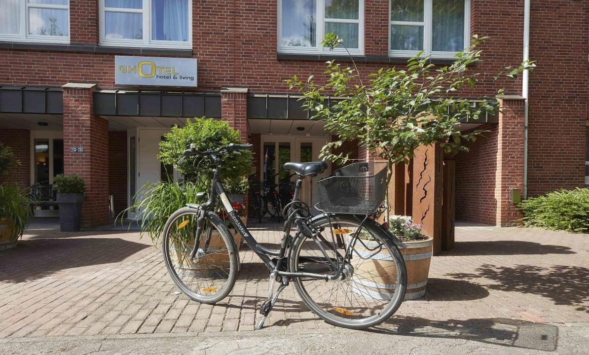 Sport & Freizeit GHOTEL hotel & living Kiel
