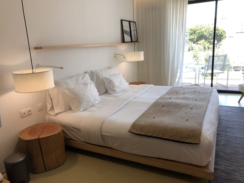 Zimmer Lagos Avenida Hotel