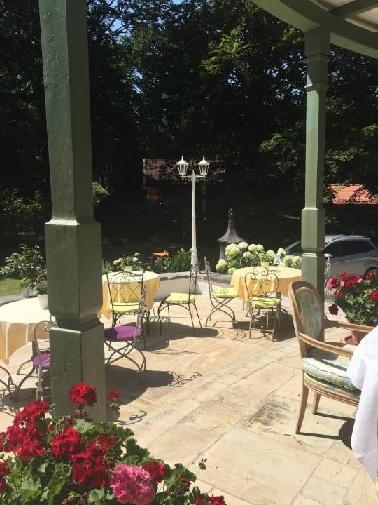 Frühstück Villa Adolphine
