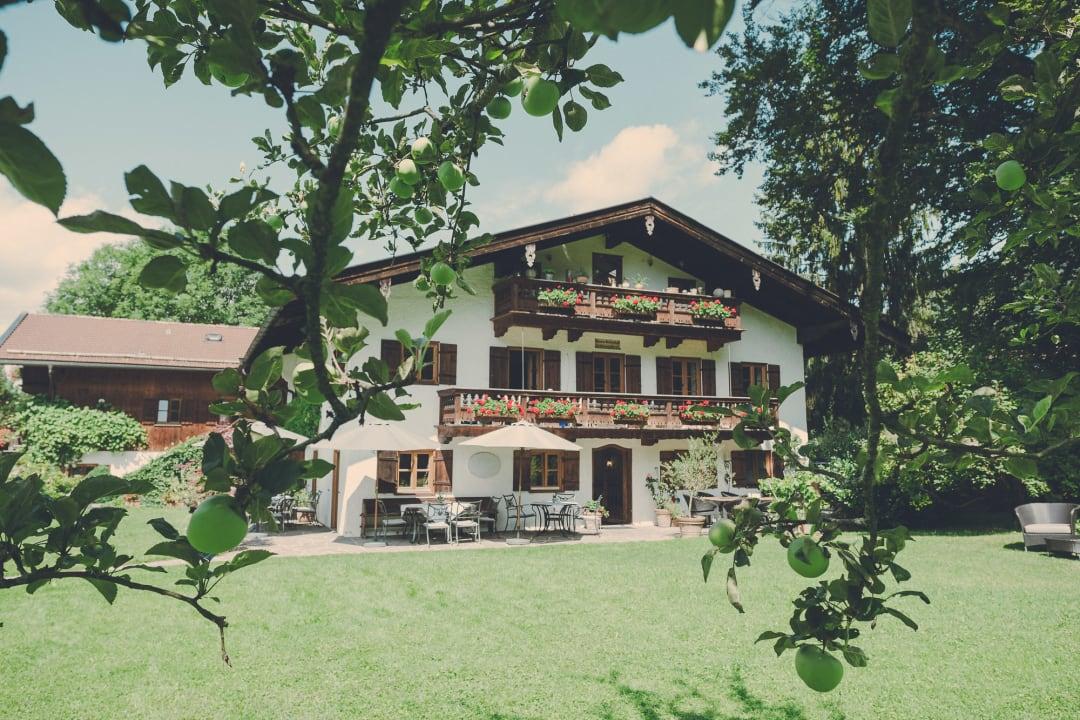 Außenansicht Der Lederer Hof - Boutique Hotel & Apartments