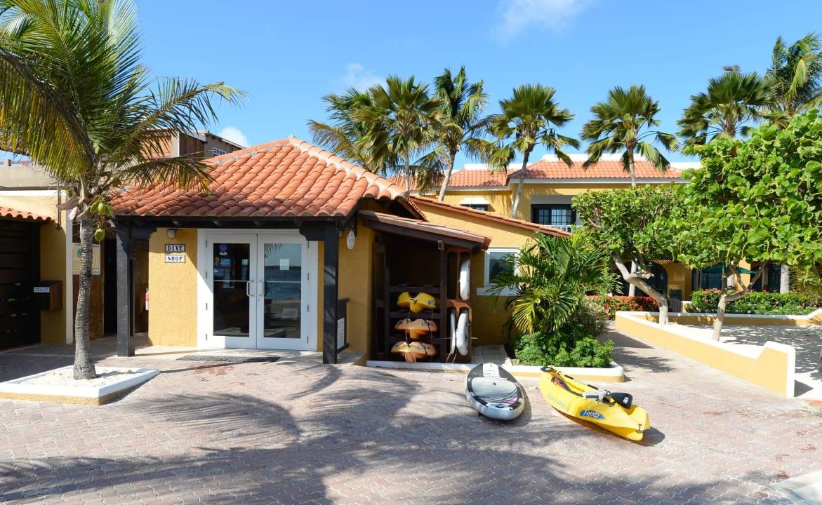 Tauchshop Harbour Village Beach Club