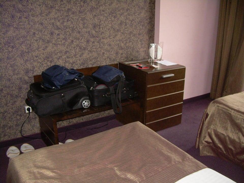 Zimmer 402 Budapest Hotel