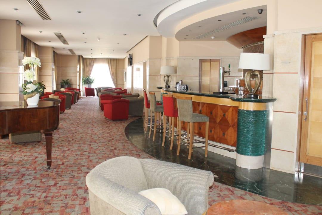 Hotelbar Maritim Antonine Hotel & Spa Malta