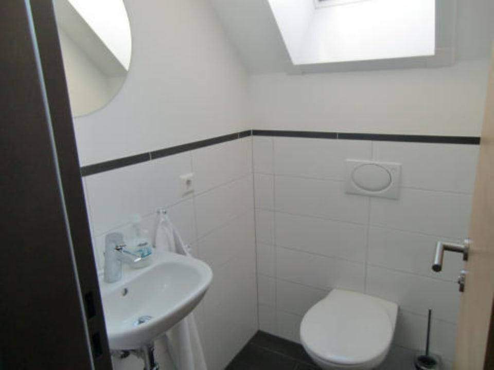 Gäste WC See genießen - Haus Seeblick