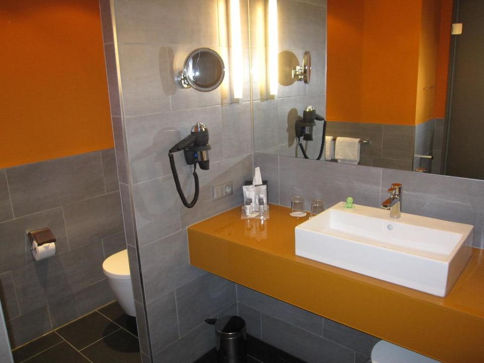 Abtrennung Wc Und Badezimmer Atlantic Hotel Kiel Kiel Holidaycheck Schleswig Holstein Deutschland