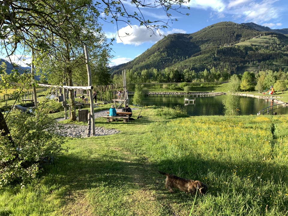 Gartenanlage Camping Woferlgut