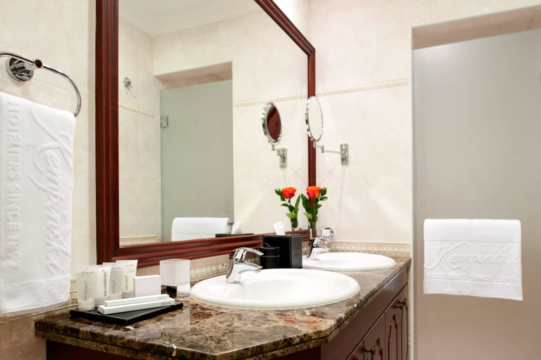 Bathroom Kempinski Hotel & Residences Palm Jumeirah