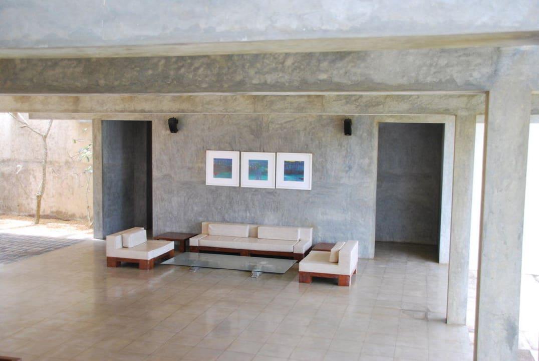 Sitzmöglichkeiten Lobby Resort & Spa Temple Tree