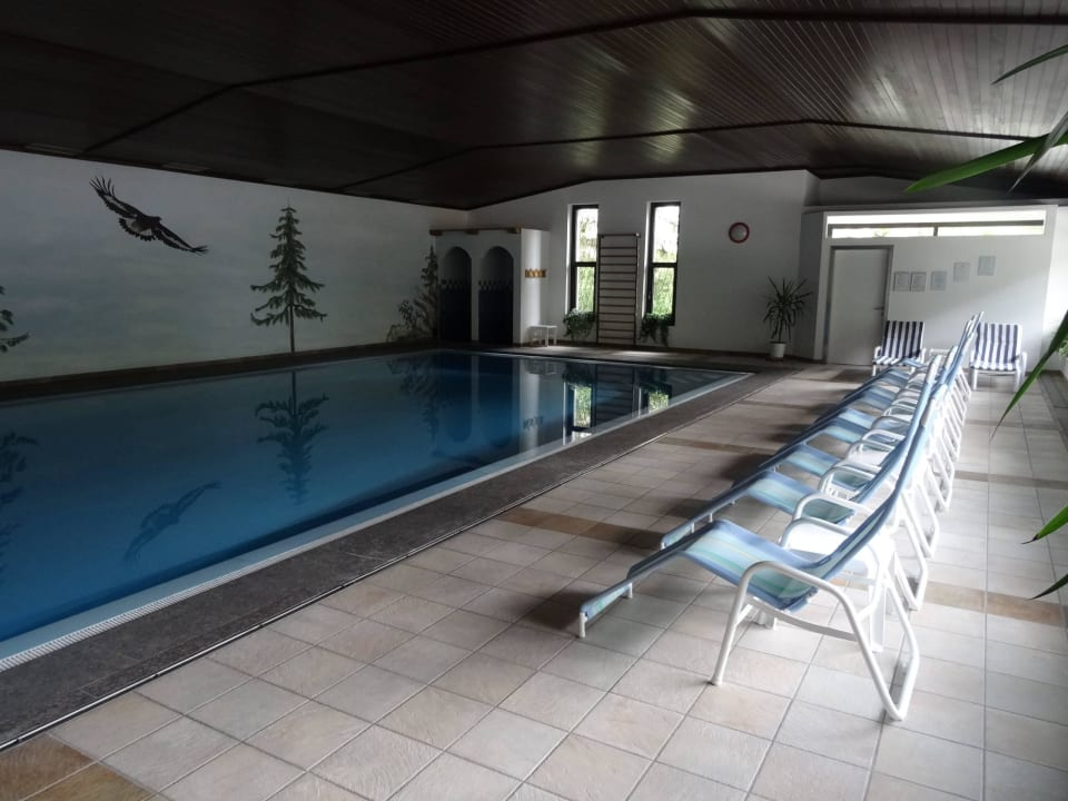 Swimmingpool Hotel Madatsch
