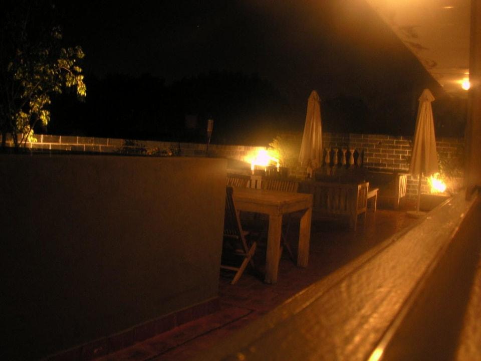 Terrasse Hotel Costa Rica