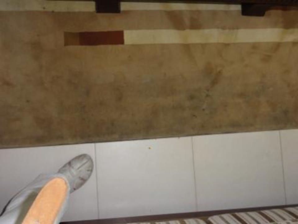 Dirty carpet Marina Hotel Apartments