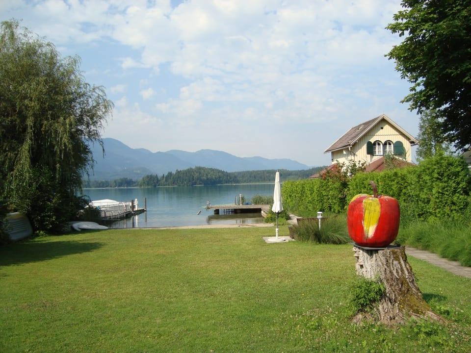 Außenansicht Das Moser - Hotel am See