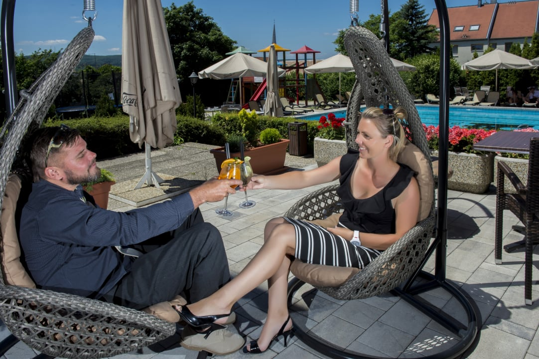 Pool Hotel Sopron