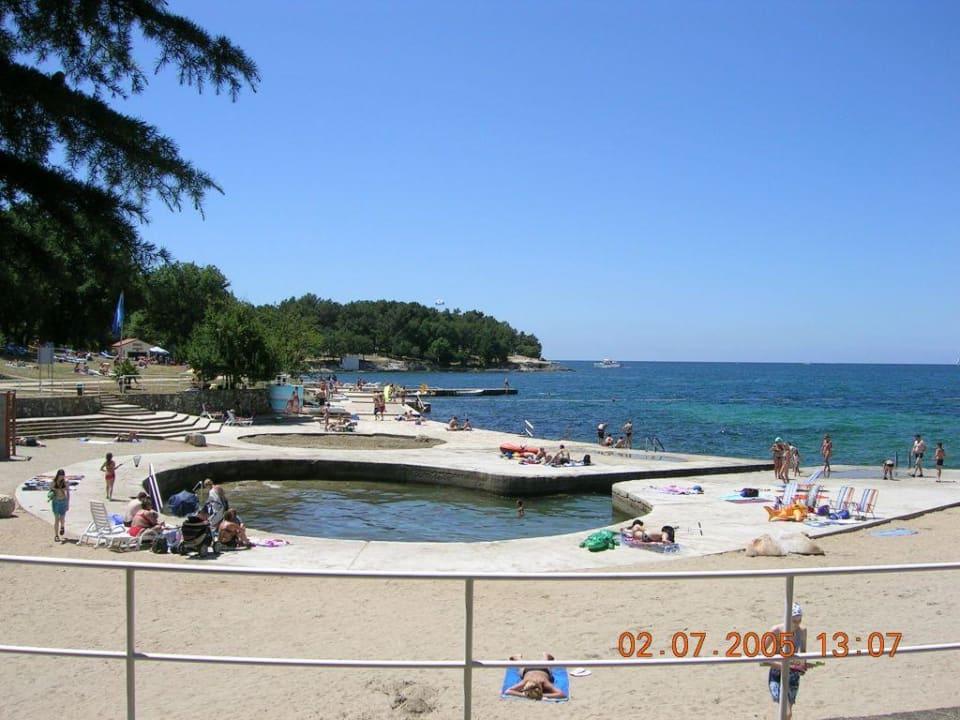 FKK Strand Poreč in Porec • HolidayCheck