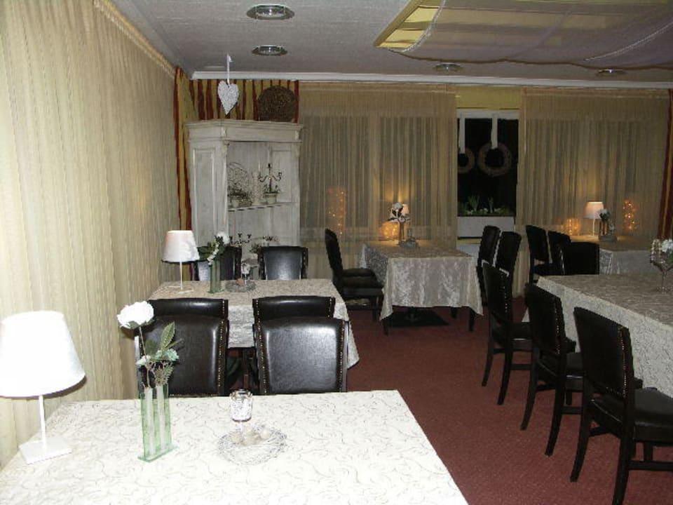 Frühstücksraum Hotel Teutonia