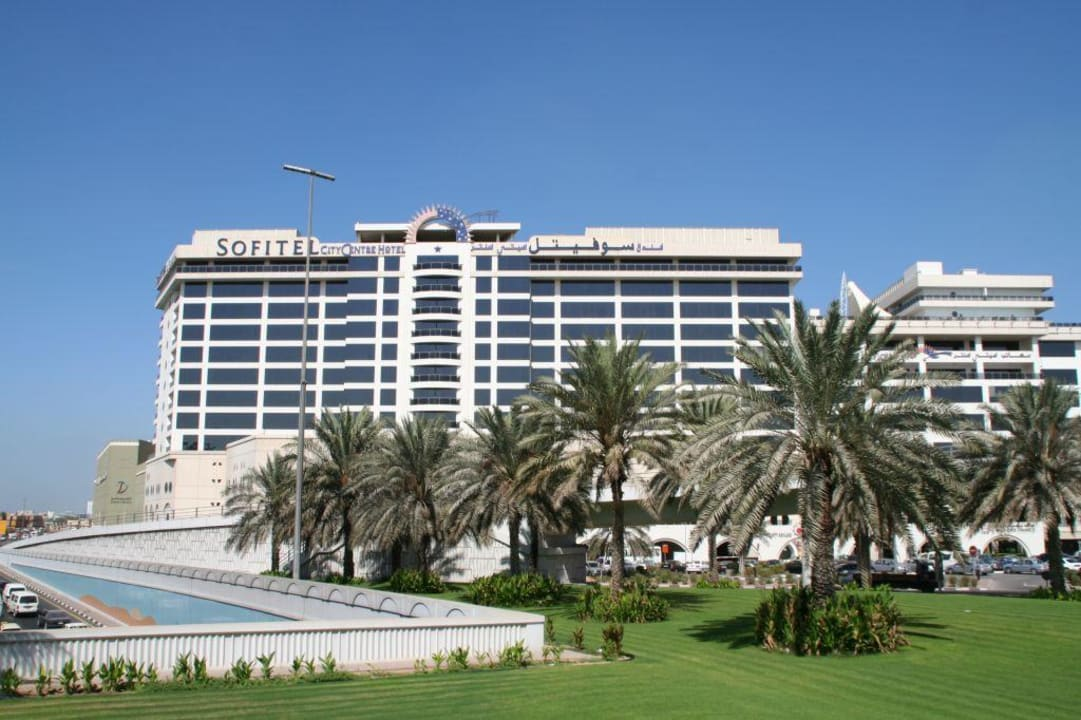 Sofitel City Center Hotel Pullman Dubai Creek City Centre
