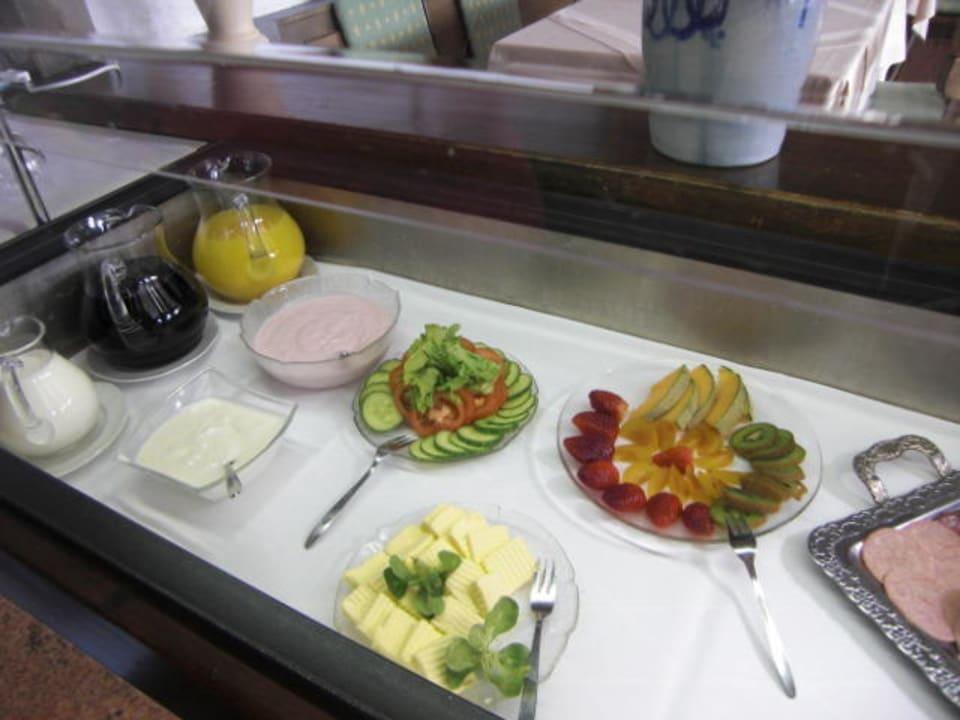 Frühstücksbuffet Hotel Bergstätter Hof