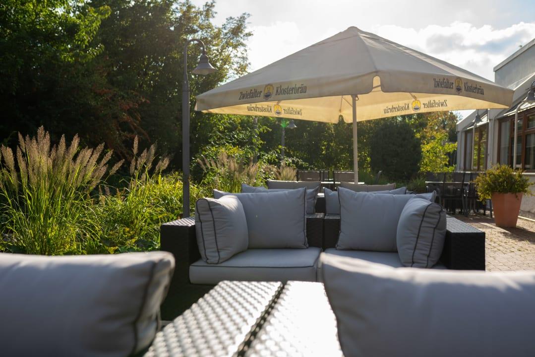 Gartenanlage Filderhotel Stadt-gut-Hotel