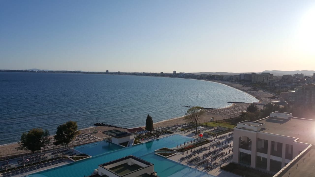 Ausblick Hotel Riu Palace Sunny Beach - Adults only
