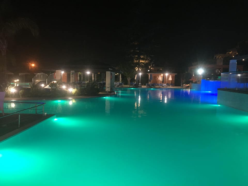 Pool Hotel Oceanis Beach
