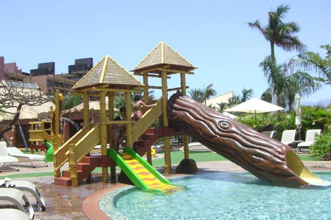Kinderpool Lopesan Baobab Resort