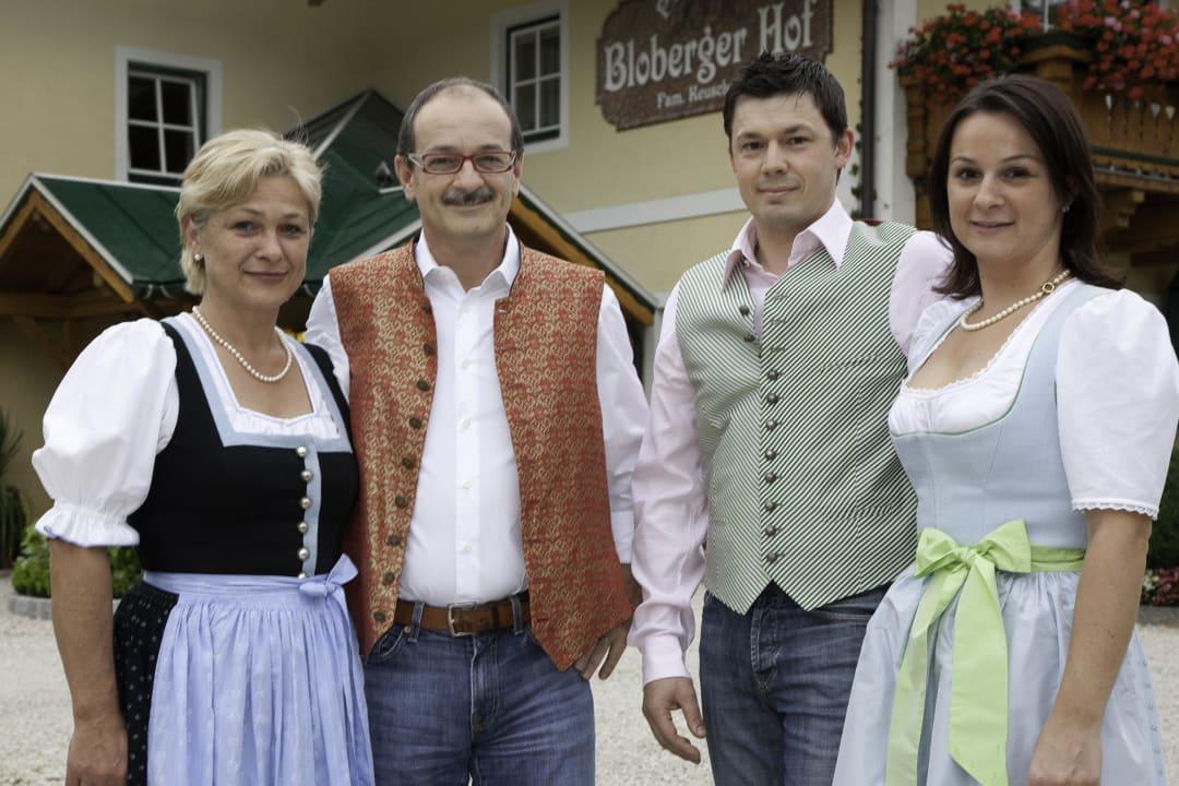 Familie vom Bloberger Hof Hotel Bloberger Hof