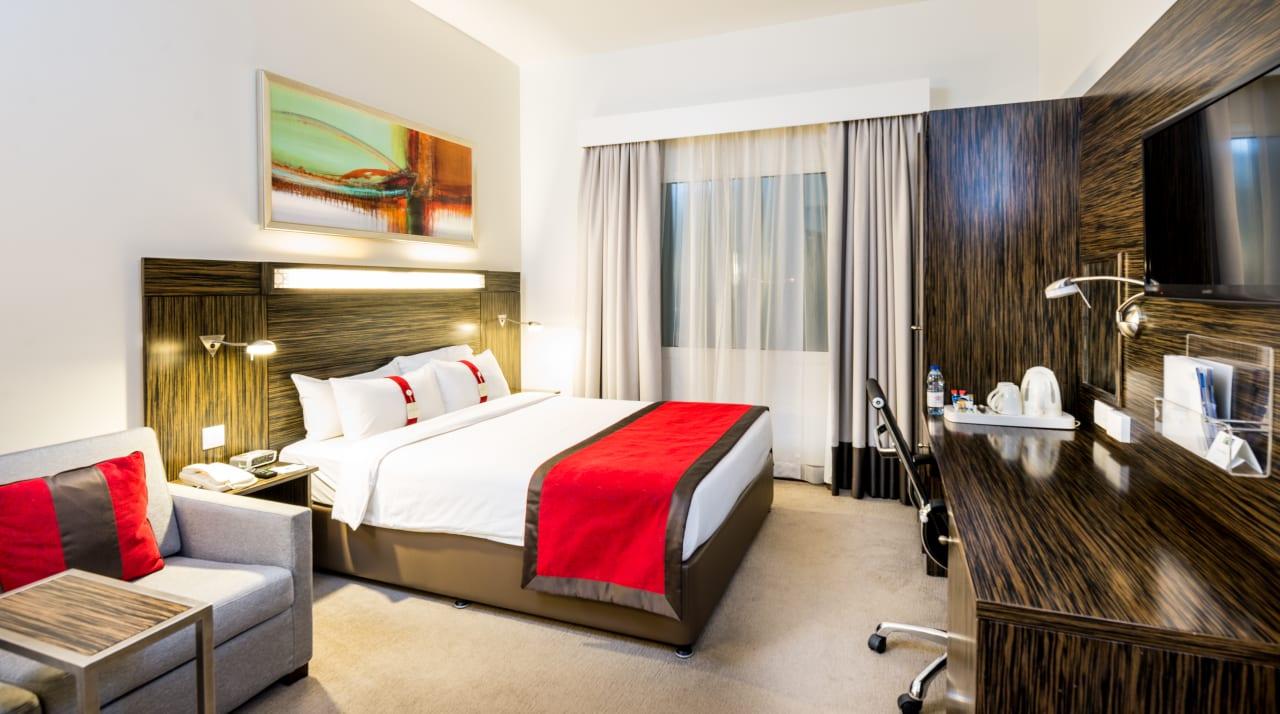 Zimmer Hotel Holiday Inn Express Dubai Internet City