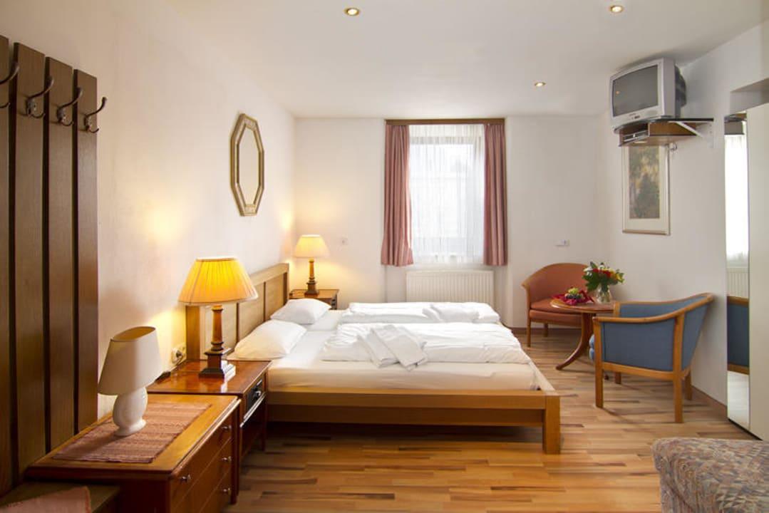Doppelzimmer Hotel Gisela
