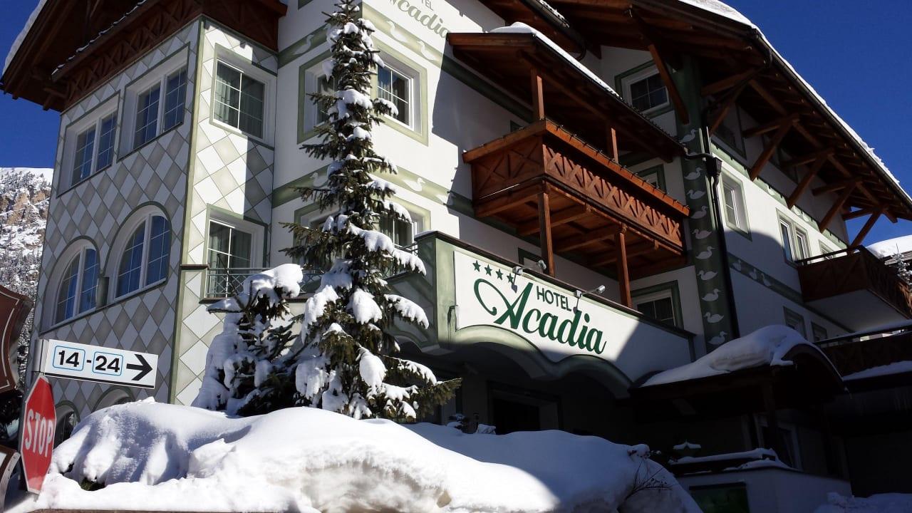 Hotel Acadia Winter Hotel Acadia Beauty & Relax