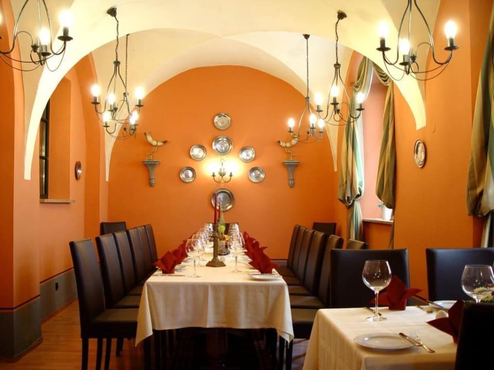 Romanische Stube für 45 Personen Hotel Stadt Aachen