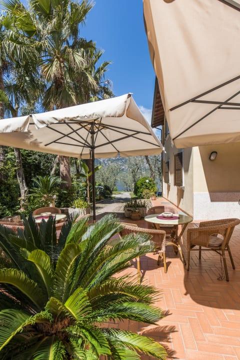 Gartenanlage Hotel B&B Casa Benamati
