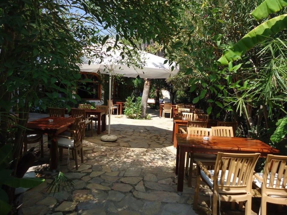 Frühstücksbereich Hotel Aida