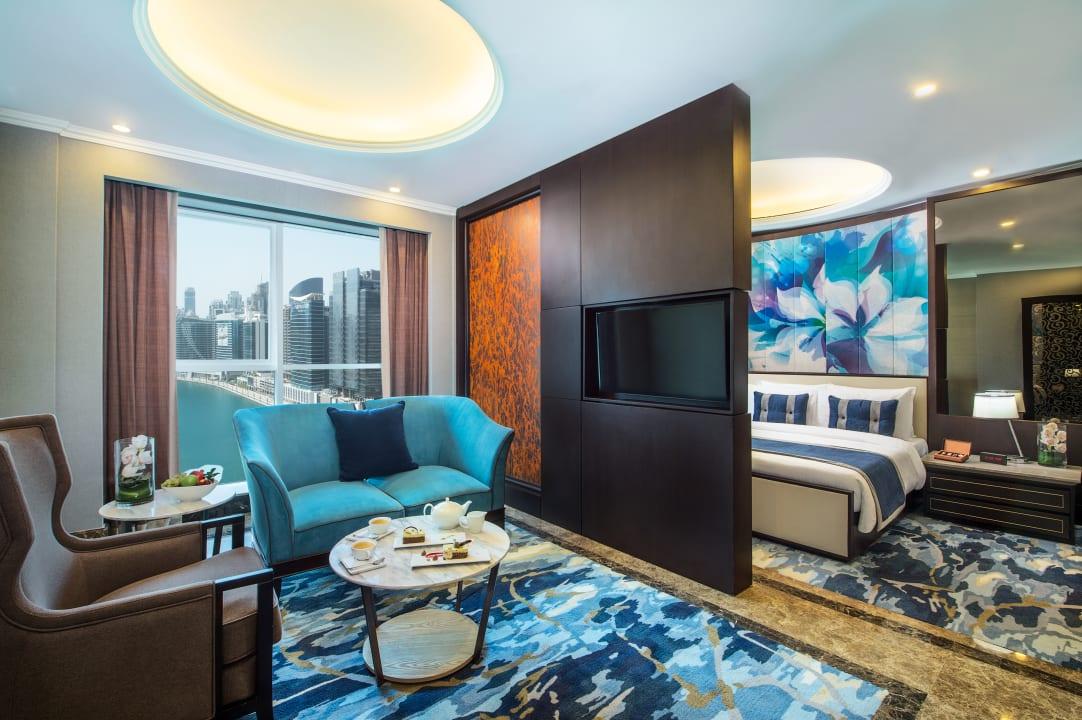 Zimmer Gulf Court Hotel Business Bay, WorldHotels Collection