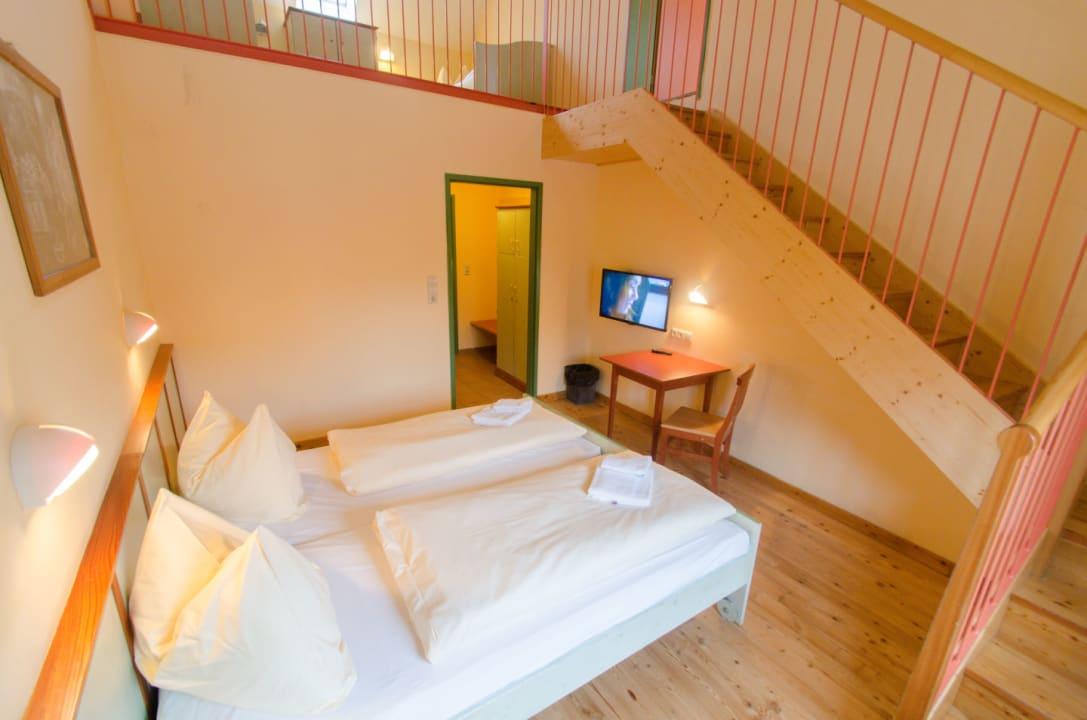 Zimmer JUFA Hotel Murau