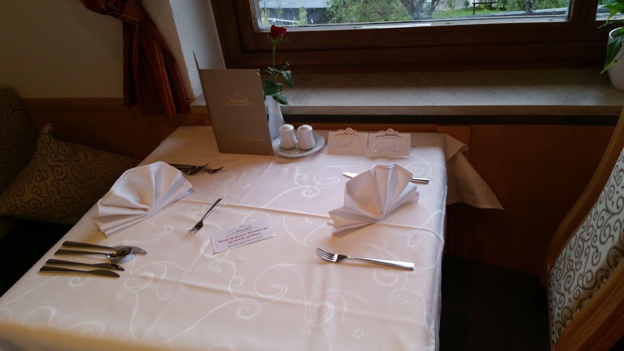 Restaurant Aktiv Panoramahotel Daniel