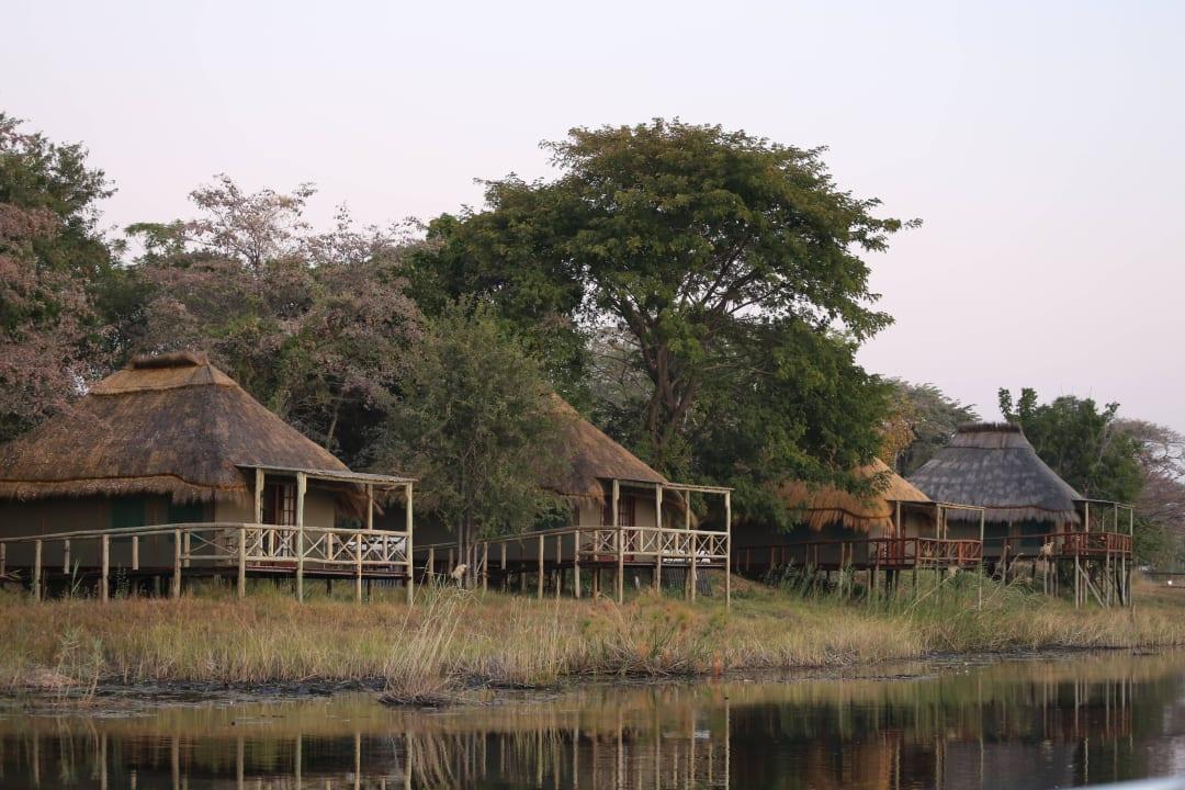 Bungalows am Fluss Nunda River Lodge