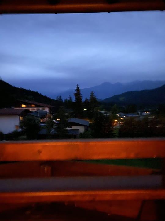 Ausblick Krumers Alpin - Your Mountain Oasis