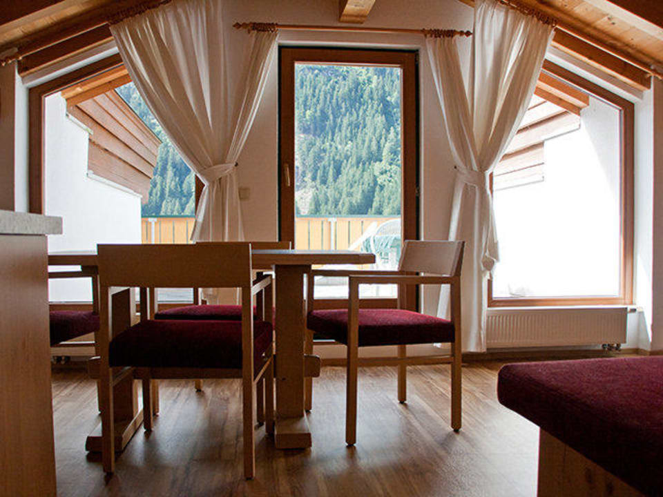 Apartment Hotel Garni Glück Auf