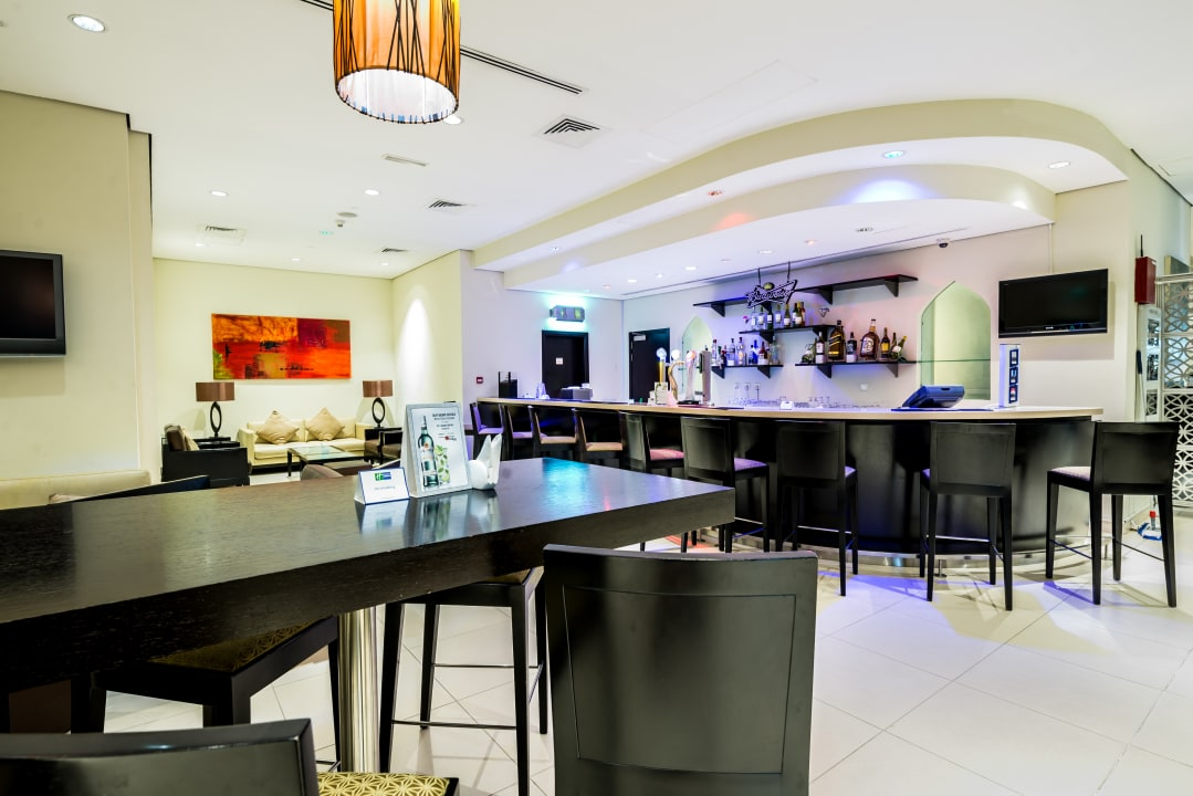 Gastro Hotel Holiday Inn Express Dubai Internet City