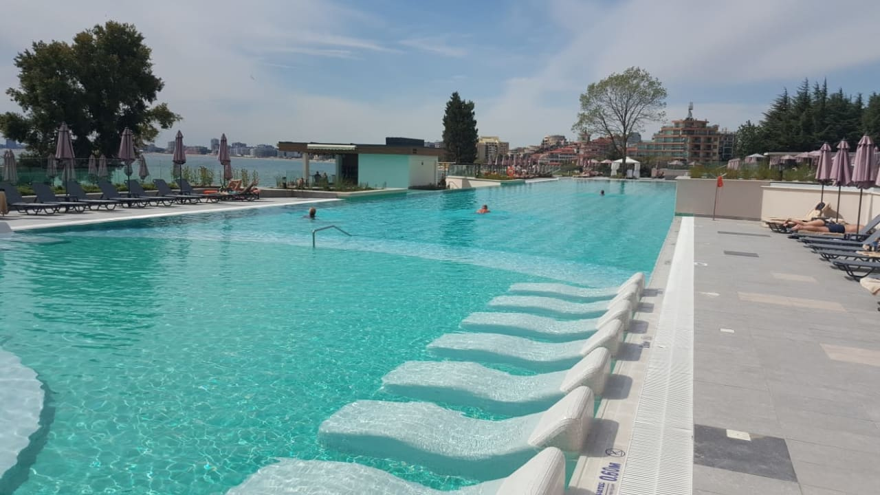 Pool Hotel Riu Palace Sunny Beach - Adults only