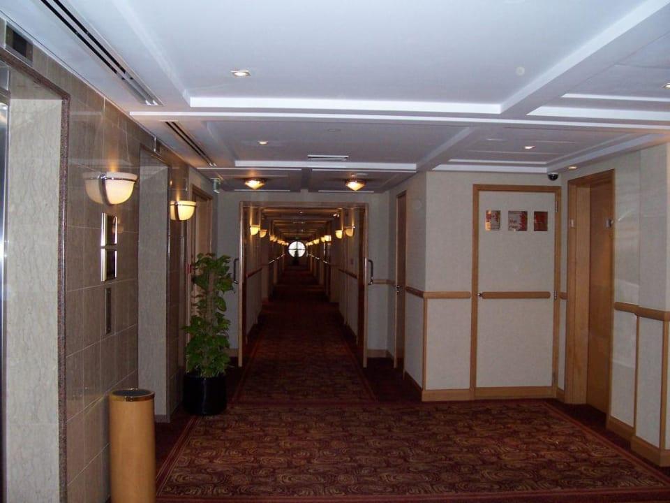 Hotel Flur Executive Floor Pullman Dubai Creek City Centre