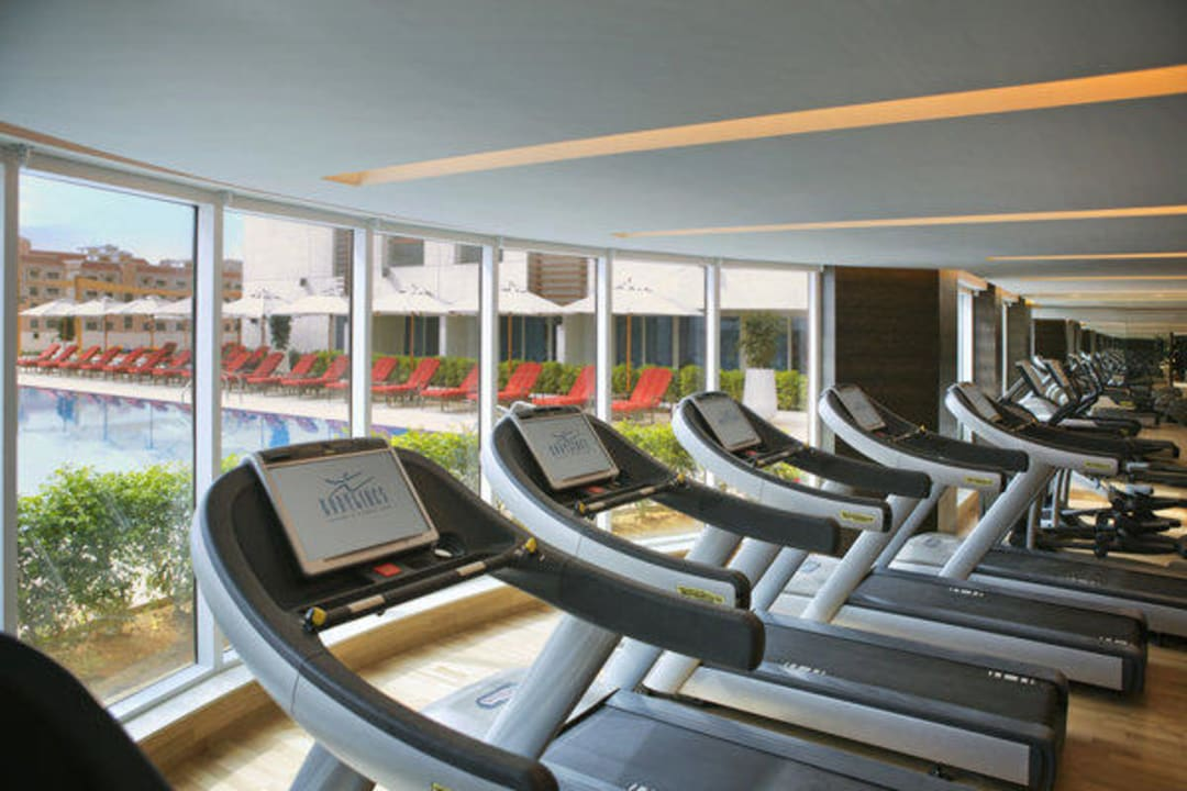 Bodylines health and fitness centre Hotel Hili Rayhaan by Rotana
