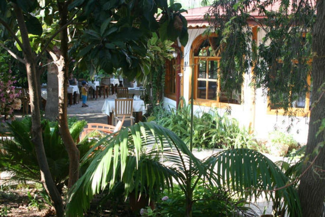 Frühstück im Grünen Hotel Aida