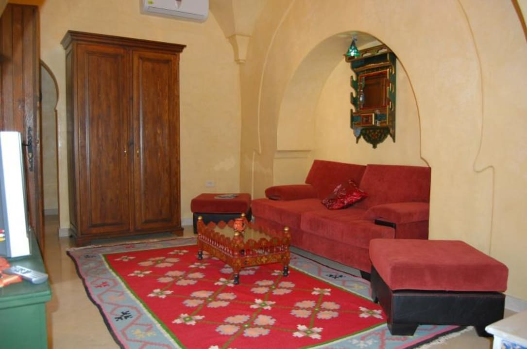 Wohnbereich Marhaba Maison Leila