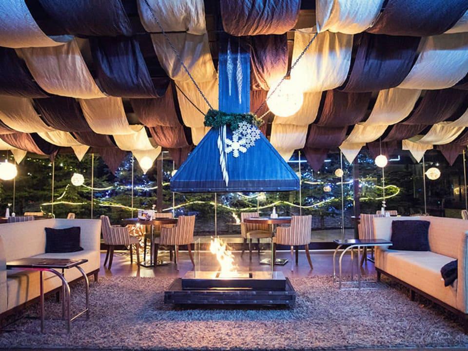 Nectar Bar Hotel Premier Luxury Mountain Resort